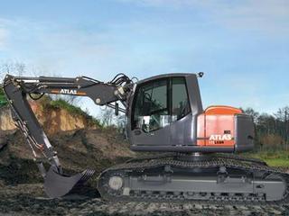 阿特拉斯中国 175LCSR 挖掘机