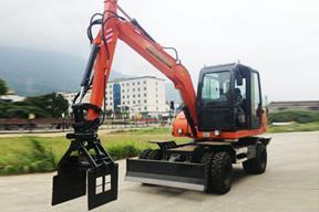 福工机械 FUG750L轮式夹砖 装载机