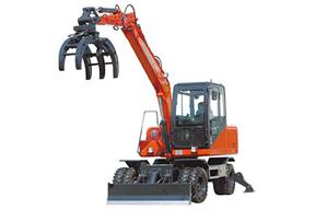 福工机械 FUG750LJ轮式夹木 装载机