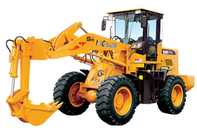 鲁光 LG-936挖掘 装载机