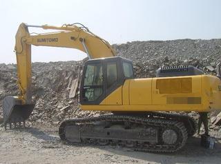 住友SH360C5挖掘机