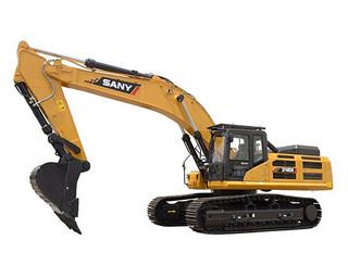 三一重工SY505H-9挖掘机