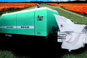三耳重工 HBT80-13-130RS 拖泵