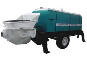 三耳重工 HBT80-18-132S 拖泵