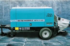 三耳重工 HBT40-11-55S 拖泵