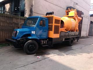 三耳重工 JBC40-10-37S 车载泵