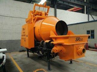 三耳重工 JBT50-15-55S 拖泵
