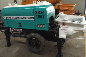 三耳重工 HSP-9P 拖泵