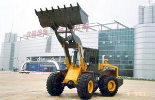 沈阳山河 ZL50G 装载机