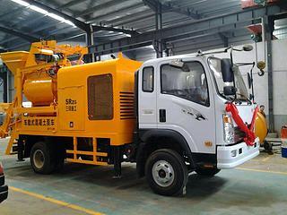 三耳重工 JBC-10-45S 车载泵