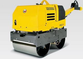 威克诺森 RD7H-ES电启动 压路机