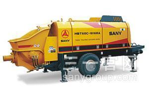 三一重工 HBT50C-1413III 拖泵