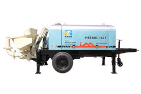 英特机械 HBT60E-1407 拖泵