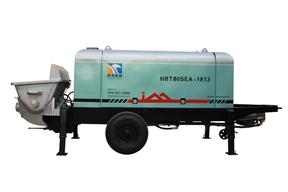 英特机械 HBT80SEA-1813 拖泵