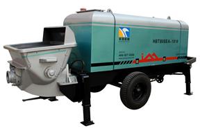 英特机械 HBT80SEA-1818 拖泵