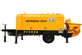英特机械HBT80SEA-1816拖泵