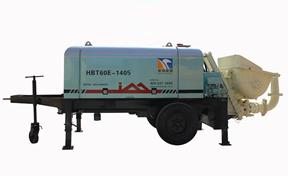 英特机械 HBT60E-1405 拖泵