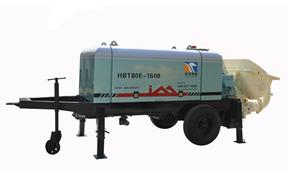 英特机械 HBT80E-1608 拖泵