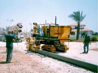 高马科 GT-3200 水泥摊铺机