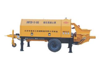 华强京工 XHBT25.10.30S 拖泵