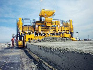 高马科 GHP-2800 水泥摊铺机
