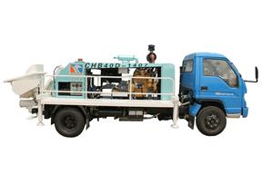 英特机械 CHB40D-1407小型 车载泵