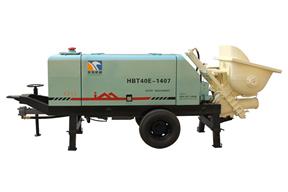 英特机械 HBT40E-1407 拖泵