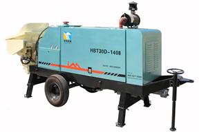 英特机械 HBT30D-1408 拖泵