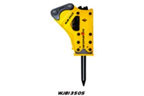 雄进重工 WJB1350S 破碎锤