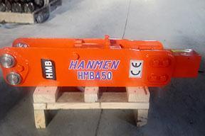 韩猛 HMB450 破碎锤