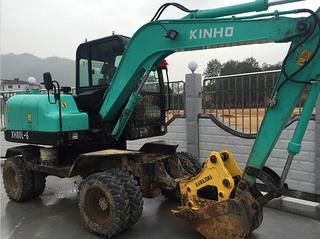 新源 XH80-6 挖掘機圖片