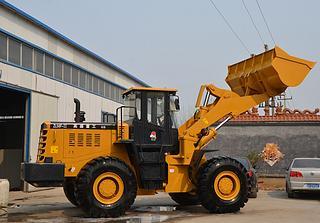 青州高盛机械 GS50F-II 装载机