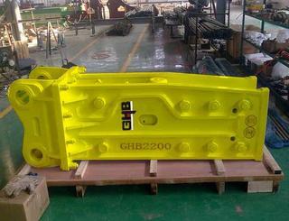 广韩机械 GHB2200T 破碎锤