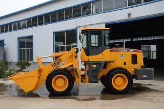 青州高盛机械 GS930 装载机