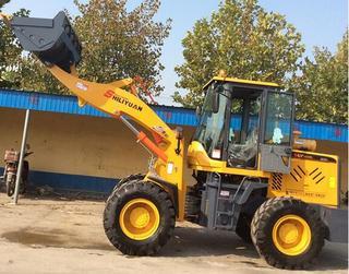 青州高盛机械 GS926F 装载机