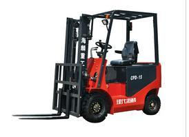 海麟1.5吨蓄电池叉车叉车