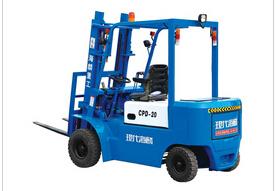 海麟2吨蓄电池叉车叉车