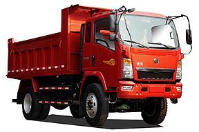 中国重汽 ZZ3057E3314C155 非公路自卸车