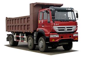 中国重汽 ZZ3254G38C6C1S 非公路自卸车