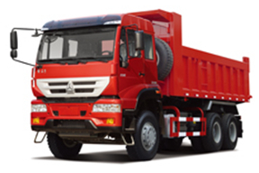 中国重汽 ZZ3251N3641C1 非公路自卸车