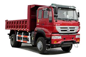 中国重汽 ZZ3164F4816C1S 非公路自卸车