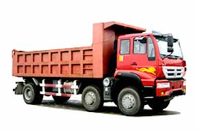 中国重汽 ZZ3251M42C1C1 非公路自卸车