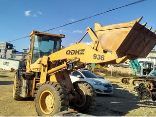合众机械 QDHZ-936 装载机
