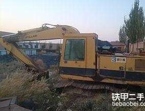 卡特彼勒215液压挖掘机
