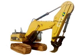 亚工 挖掘机岩石 加长臂拆除臂