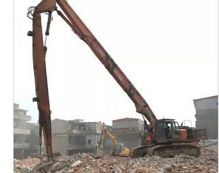 日立ZX450-拆楼机挖掘机
