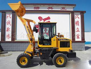 合众机械 QDHZ-912 装载机