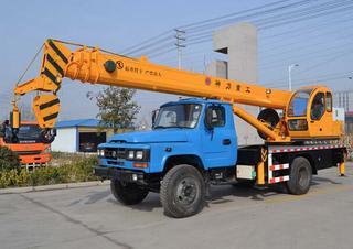 兰考神力重工 神力重工2015款10吨 起重机