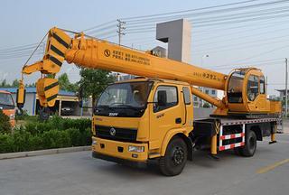 兰考神力重工 2015款神力12吨 起重机
