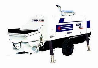 鑫天地重工 HBTS80-16ER 拖泵